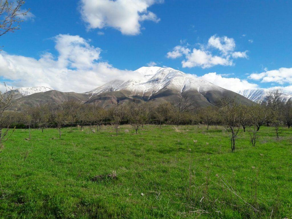 کوه کیامکی (کمکی داغ) جلفا