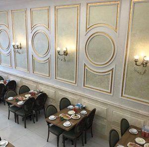 رستوران اولدوز جلفا