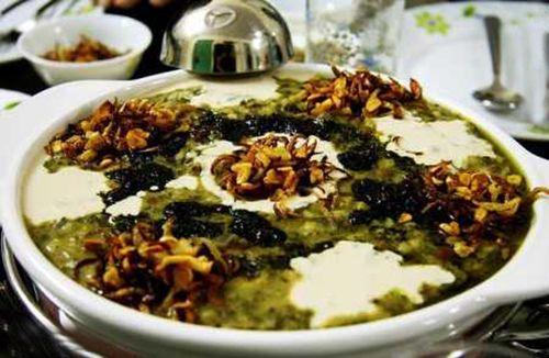 قوروت قیله-غذای محلی و سنتی جلفا