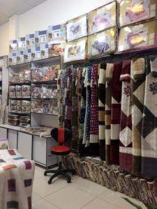 فروشگاه کالای خواب و پتو ایپک چی در جلفا