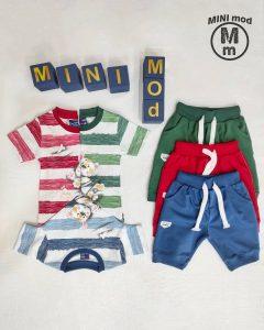 خرید لباس بچگانه از جلفا: فروشگاه مینی مد