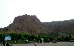 پارک کوهستان جلفا