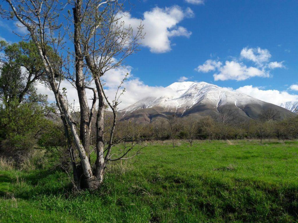 کوه کیامکی (کمکی داغ) جلفا، روستای داران